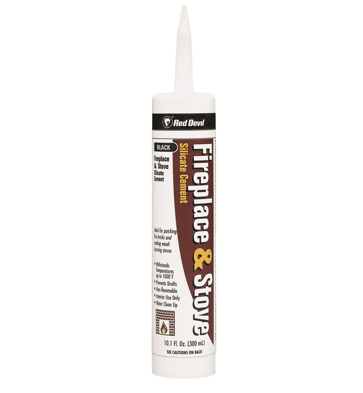 Fireplace and Stove Repair Sealant